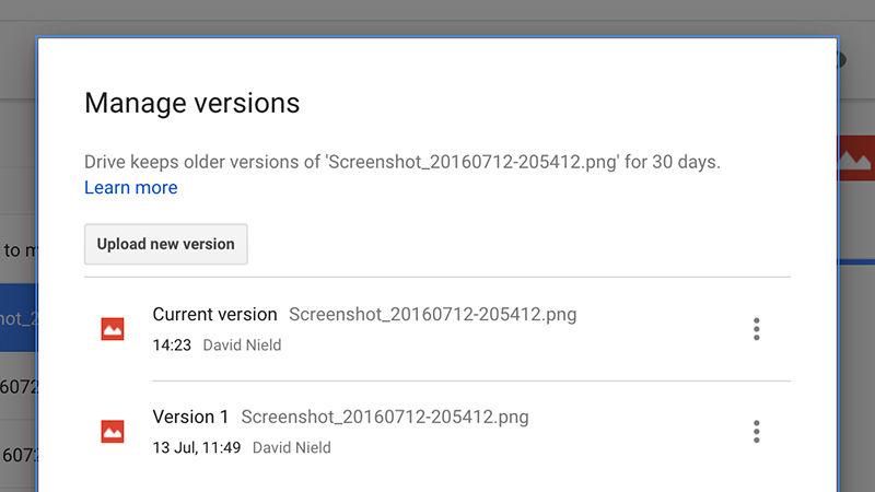 10 приёмов, позволяющих ощутить себя специалистом, работая с Google Drive - 4