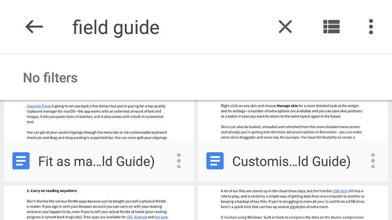 10 приёмов, позволяющих ощутить себя специалистом, работая с Google Drive - 5
