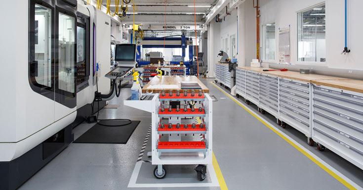Facebook вводит в строй центр разработки оборудования Area 404 - 1