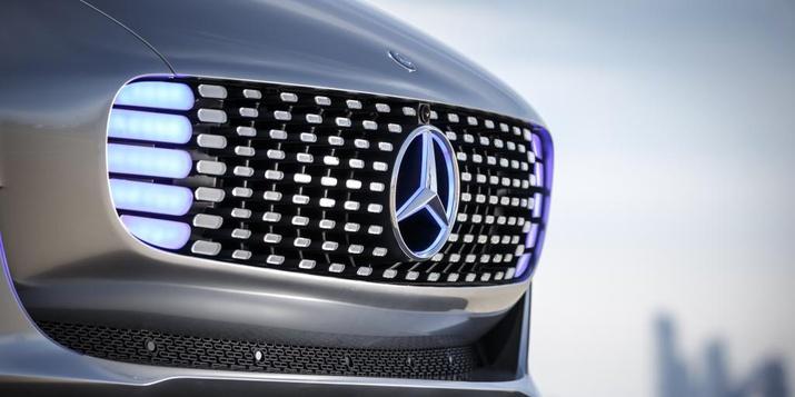 Mercedes готовит к выпуску четыре модели электромобилей