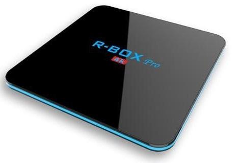 ТВ-приставка R-Box Pro поддерживает видео с использованием HDR