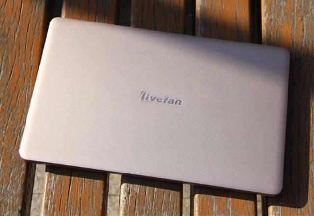 Вслед за Lenovo Air 13 Pro и Xiaomi Mi Notebook Air представлен еще один китайский ноутбук Livefan S1