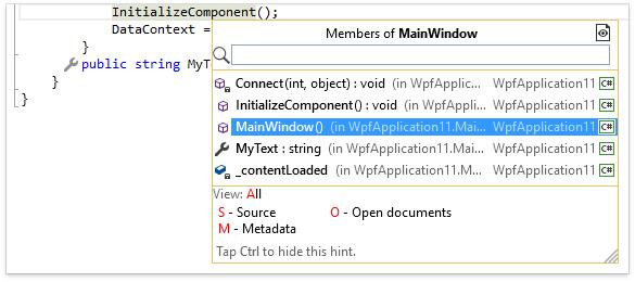CodeRush for Roslyn: Part 3 — обзор возможностей для изучения кода - 10