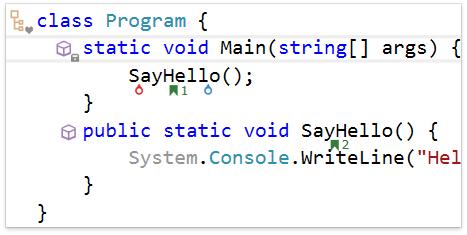 CodeRush for Roslyn: Part 3 — обзор возможностей для изучения кода - 12