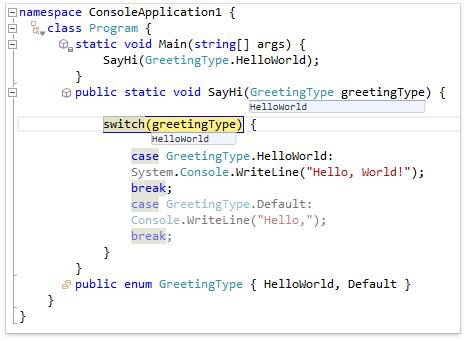 CodeRush for Roslyn: Part 3 — обзор возможностей для изучения кода - 13