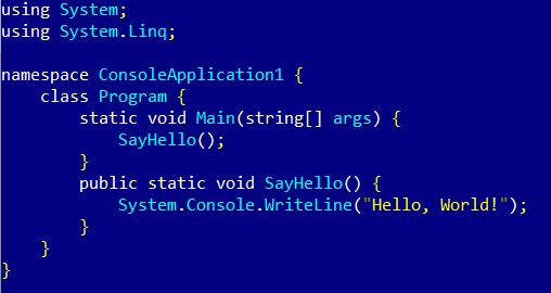 CodeRush for Roslyn: Part 3 — обзор возможностей для изучения кода - 3