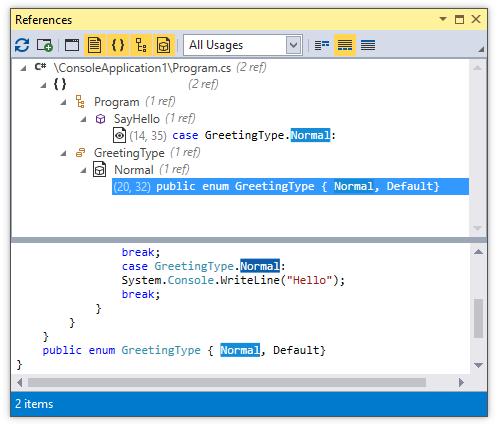 CodeRush for Roslyn: Part 3 — обзор возможностей для изучения кода - 9