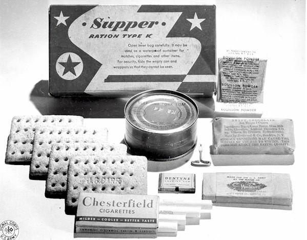 Что едят солдаты разных стран в бою? История армейских сухпайков - 12