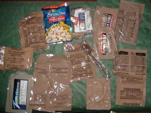 Что едят солдаты разных стран в бою? История армейских сухпайков - 16