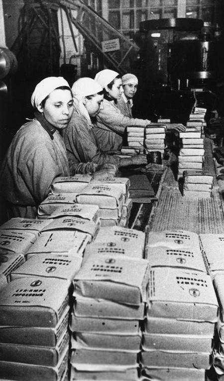 Что едят солдаты разных стран в бою? История армейских сухпайков - 4