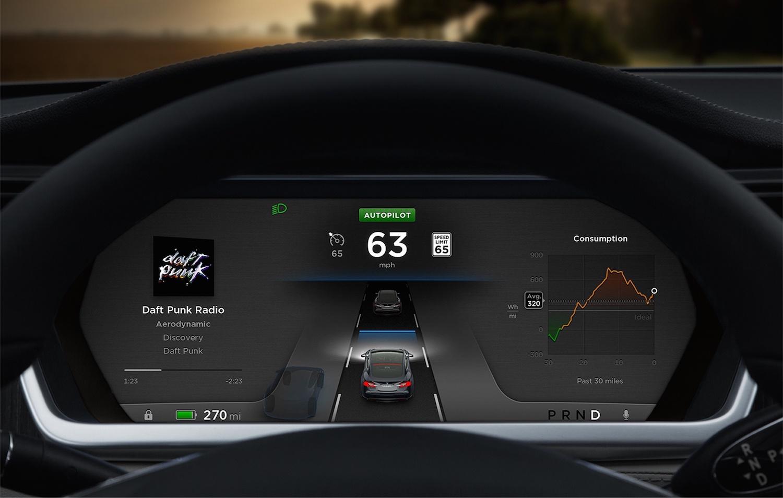 Эксперты из Китая и США научились манипулировать автопилотом Tesla - 1