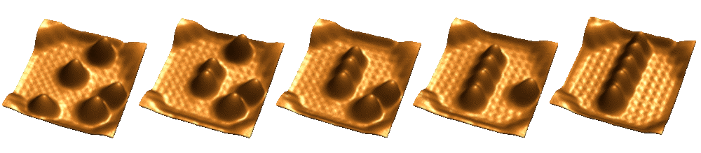 Физики из Дельфтского технологического университета создали атомное хранилище данных - 1