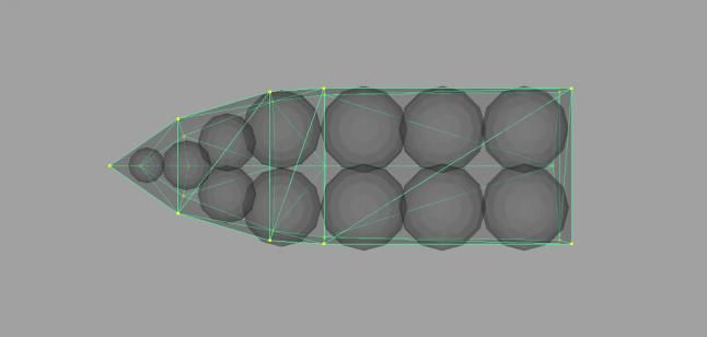 Модель взаимодействия судов с водой в видеоиграх - 3