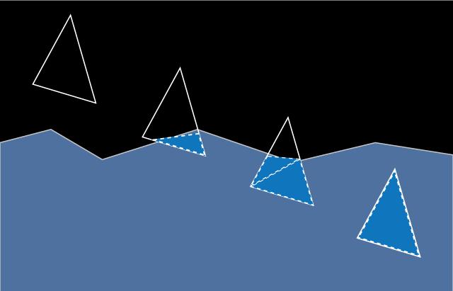 Модель взаимодействия судов с водой в видеоиграх - 4