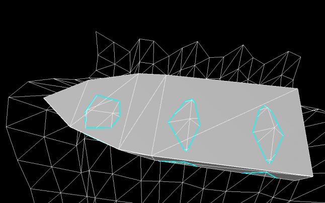 Модель взаимодействия судов с водой в видеоиграх - 6
