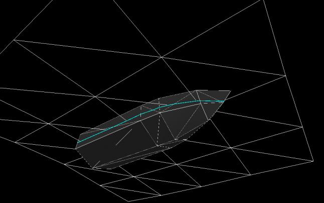 Модель взаимодействия судов с водой в видеоиграх - 7