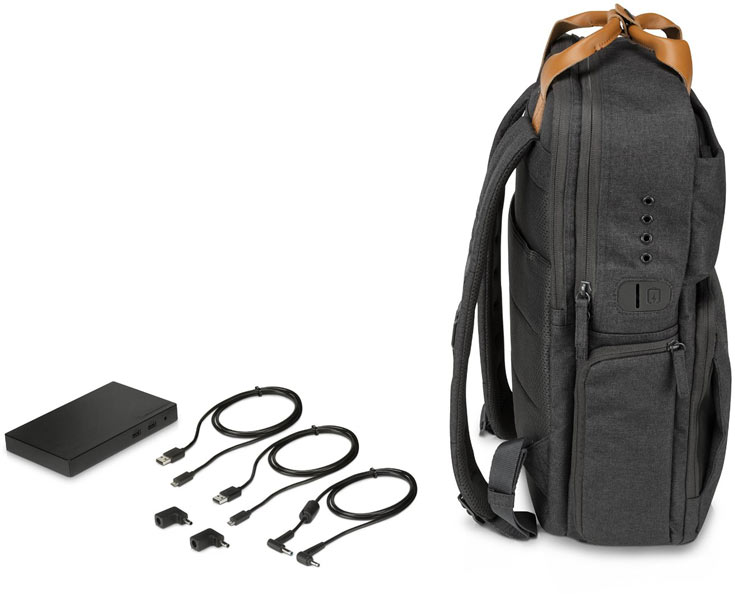 Цена HP Powerup Backpack — $200