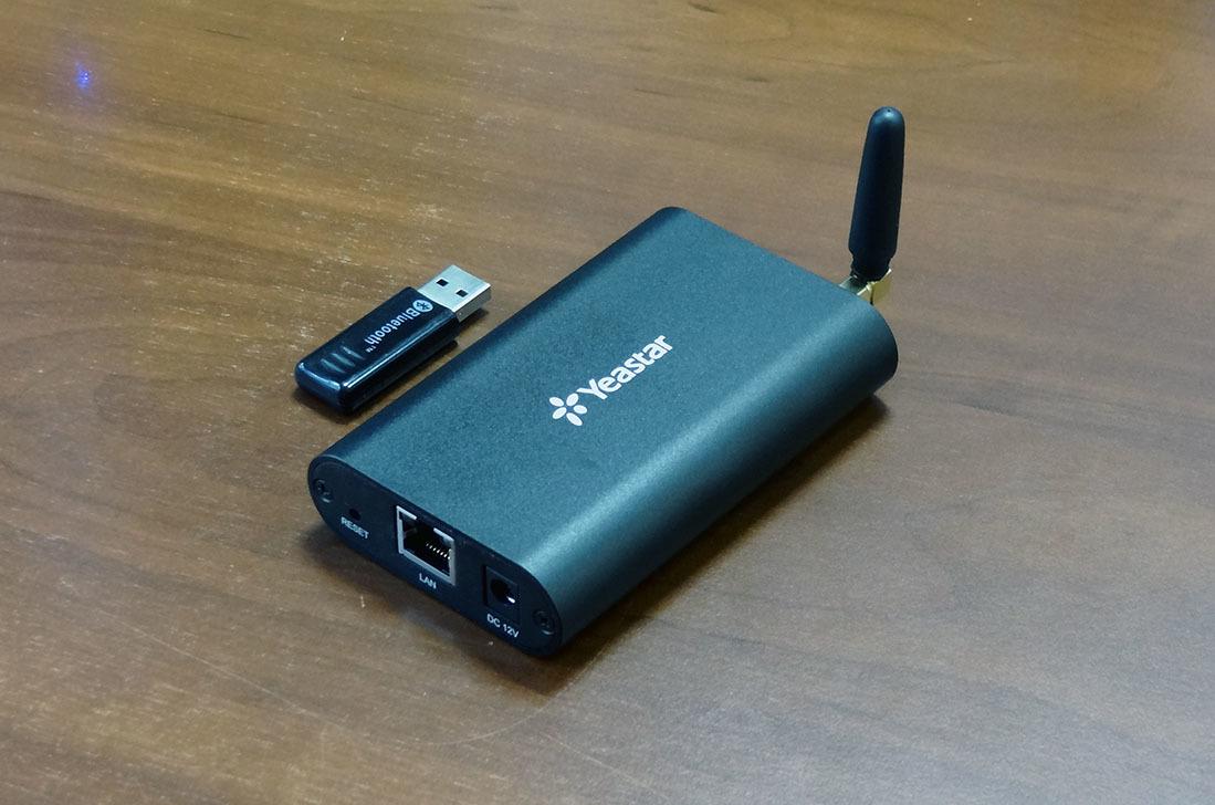 Прокачиваем VoIP GSM шлюз Yeastar TG100 до мини-АТС - 1