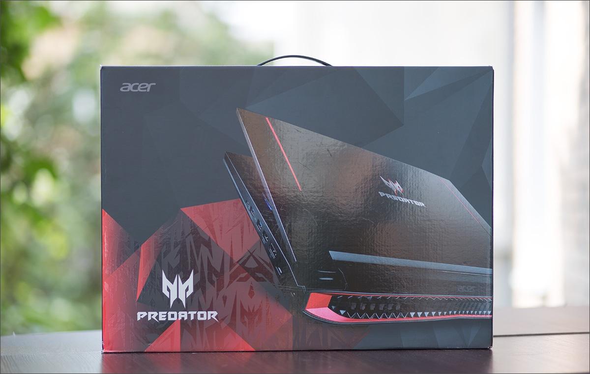 Acer Predator 15: когда игра стоит свеч - 4