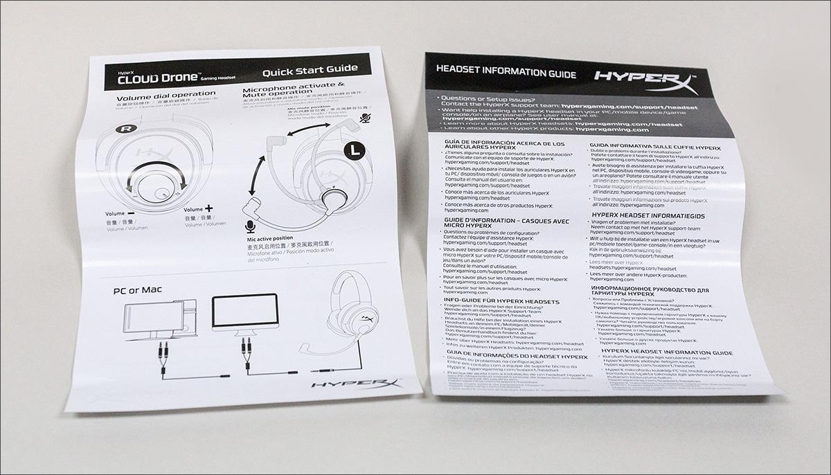 HyperX Cloud Drone — достойно не значит дорого - 11