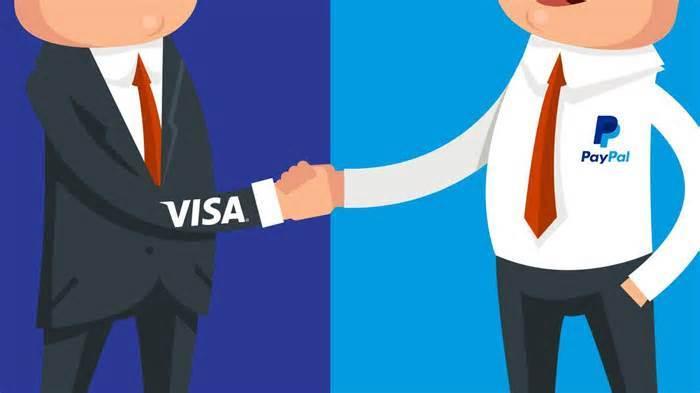 PayPal против Visa: История вражды и примирения - 1
