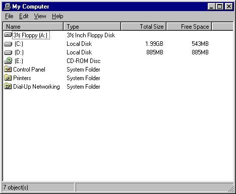 Шаг в прошлое. Небольшой обзор IBM ThinkPad 380ED - 14
