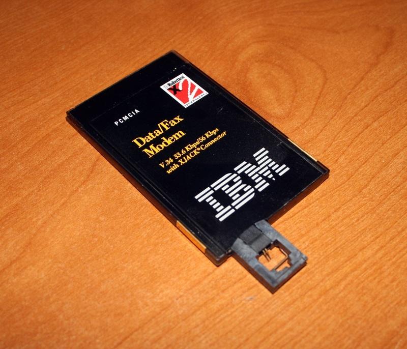 Шаг в прошлое. Небольшой обзор IBM ThinkPad 380ED - 21