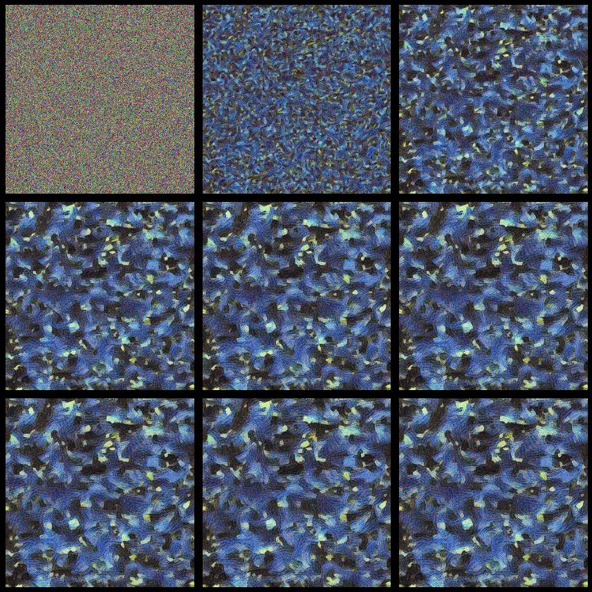 Стилизация изображений с помощью нейронных сетей: никакой мистики, просто матан - 38