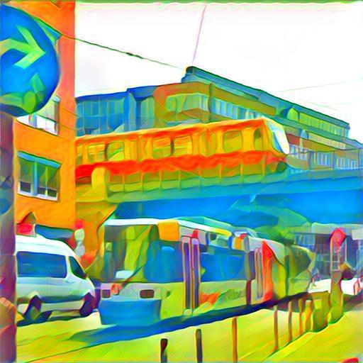 Стилизация изображений с помощью нейронных сетей: никакой мистики, просто матан - 47