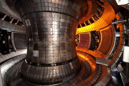 В работе над термоядерным реактором наметились сдвиги