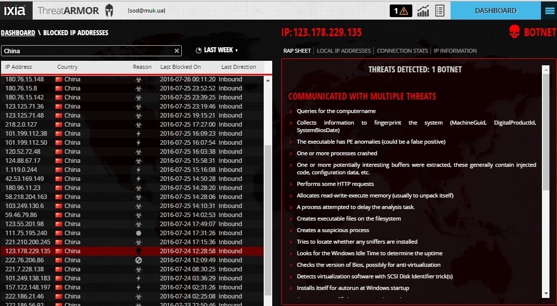 IXIA ThreatARMOR: меньше атак, меньше алармов SIEM, лучше ROI - 20