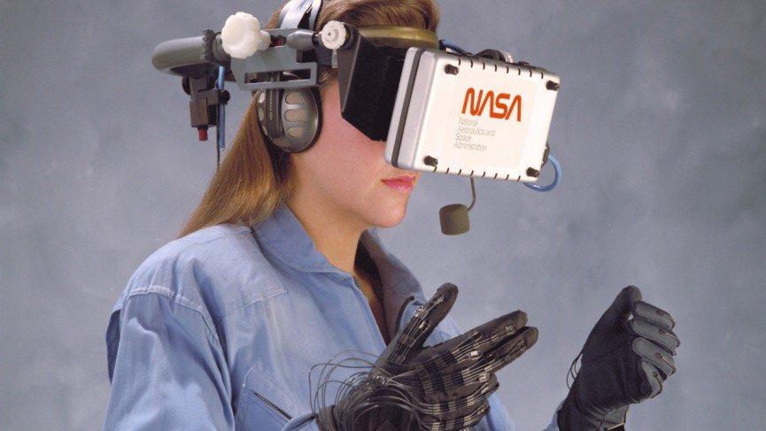 Какой была виртуальная реальность 1990-х - 4