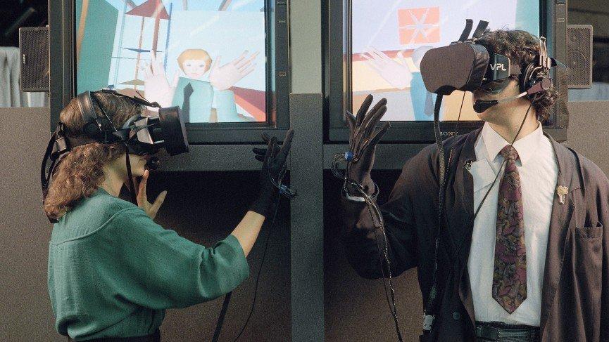 Какой была виртуальная реальность 1990-х - 5
