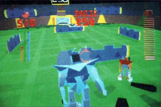 Какой была виртуальная реальность 1990-х - 8