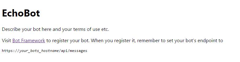 Пишем мультиплатформенного бота для перевода денег с карты на карту с помощью Microsoft Bot Framework V1 - 3