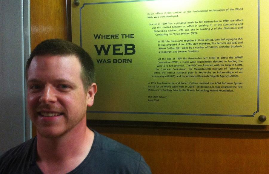 Почему я люблю работать с вебом. Реми Шарп - 2
