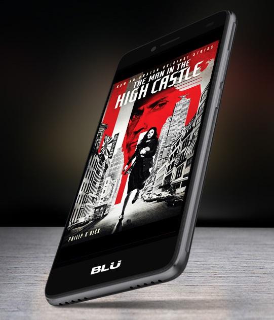 Смартфон Blu Studio C 8+8 доступен в вариации с поддержкой сетей 4G