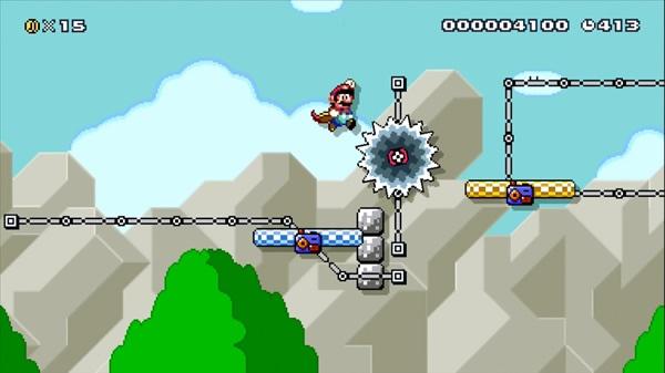 Создание уровней по методу Super Mario World - 10