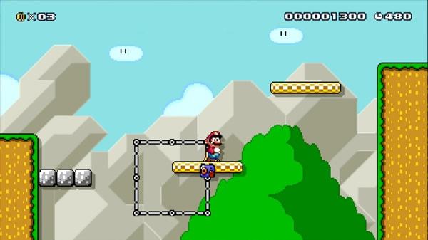 Создание уровней по методу Super Mario World - 3