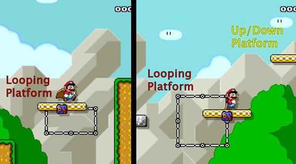 Создание уровней по методу Super Mario World - 4