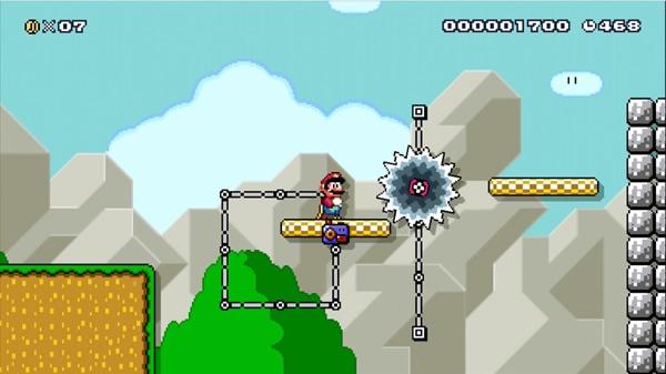 Создание уровней по методу Super Mario World - 5