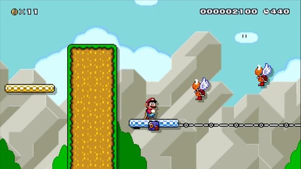 Создание уровней по методу Super Mario World - 8