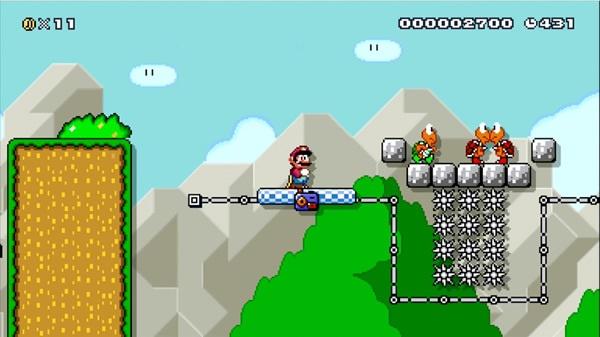 Создание уровней по методу Super Mario World - 9