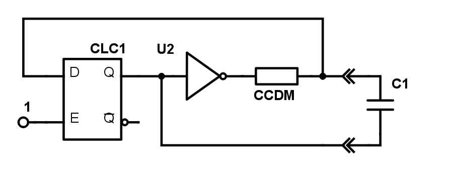 50 оттенков ПНЯ* Порты ввода-вывода микроконтроллеров Microchip - 7