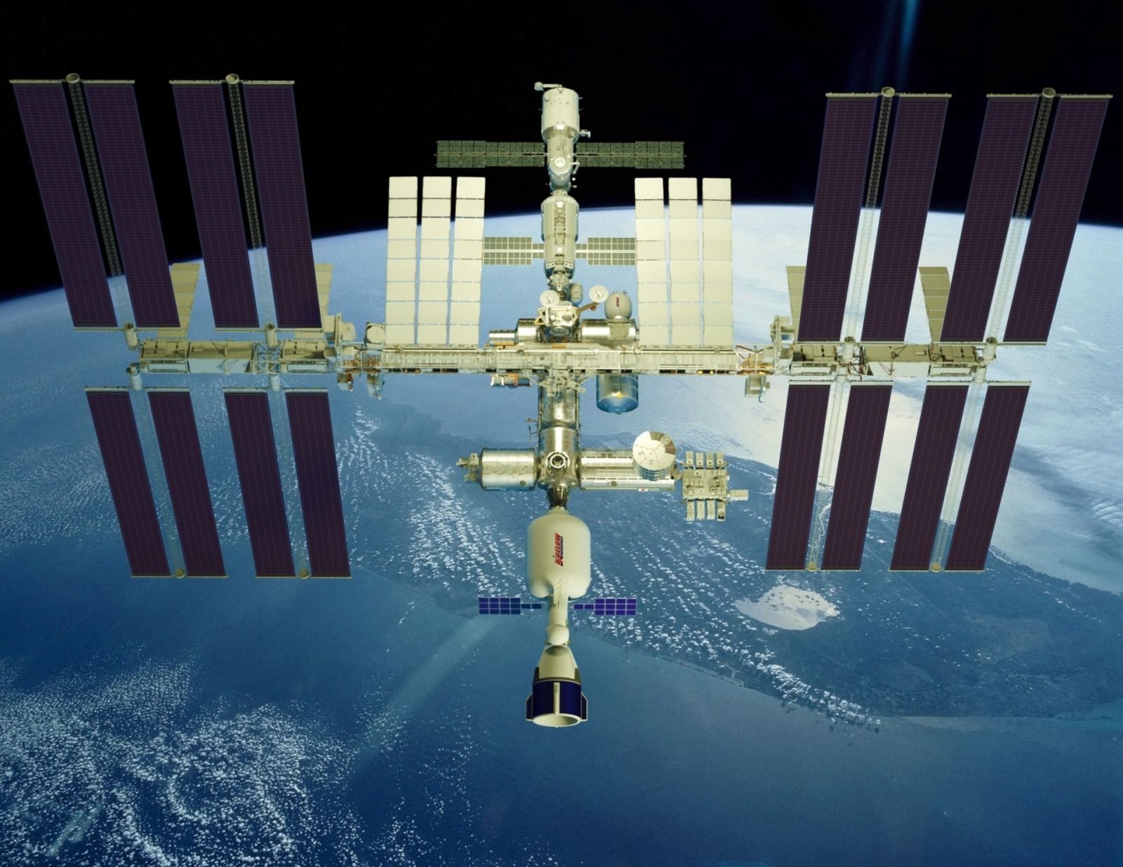 НАСА выбрало подрядчиков для разработки жилья в дальнем космосе - 3