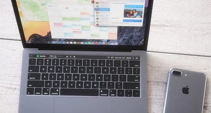 Анонс Apple MacBook Pro ожидается осенью, после выхода смартфонов iPhone нового поколения