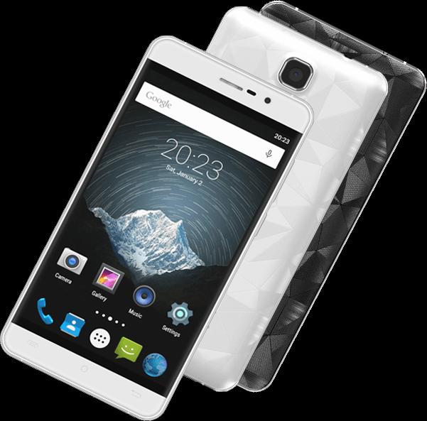 Смартфон Cubot Z100 Pro работает на базе ОС Android 5.1