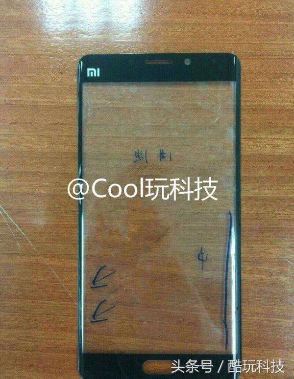 Ожидается, что смартфон Xiaomi Mi Note 2 поступит в продажу 5 сентября по цене $375