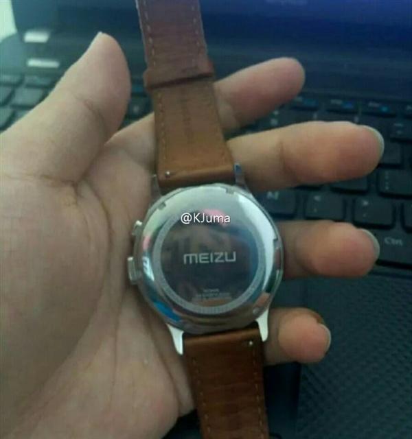 Опубликована фотография умных часов Meizu