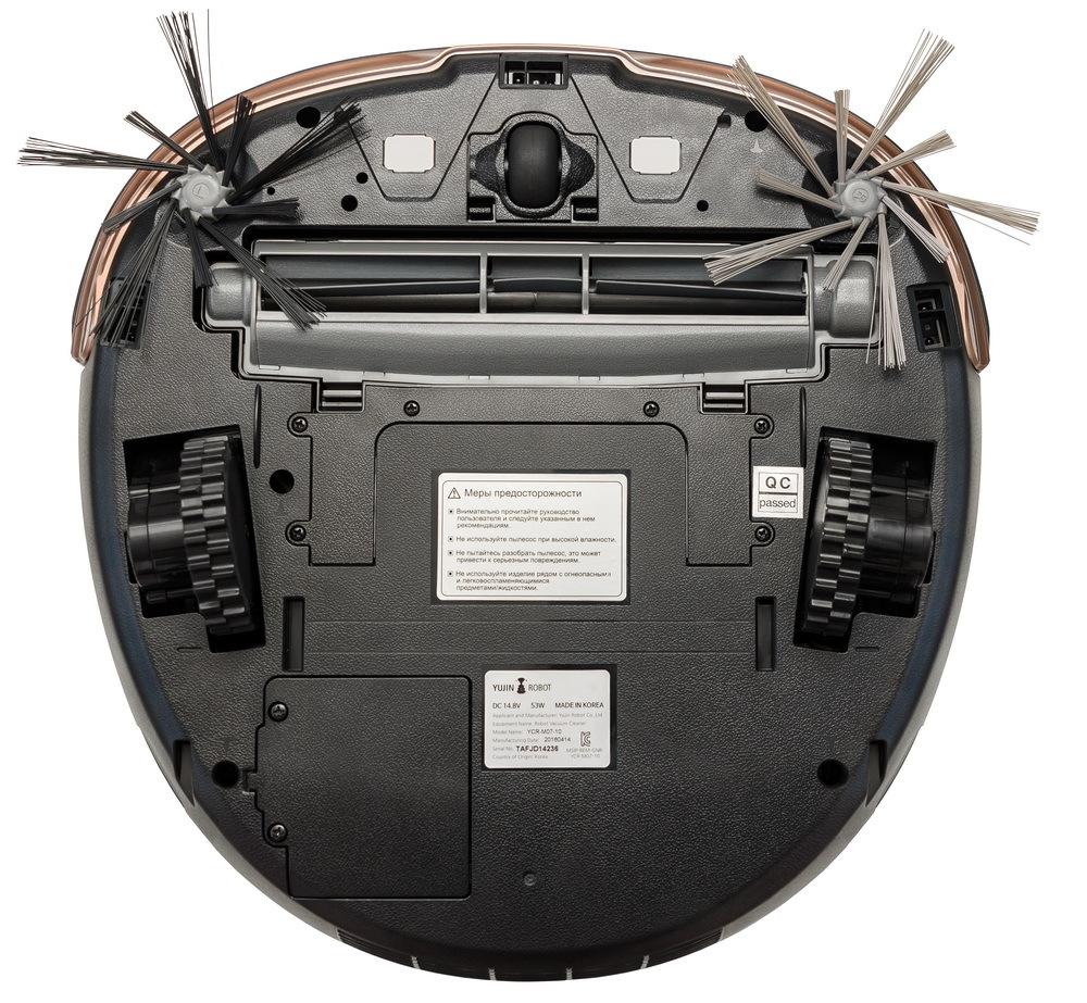 Тестирование и обзор робота-пылесоса iCLEBO Omega - 10